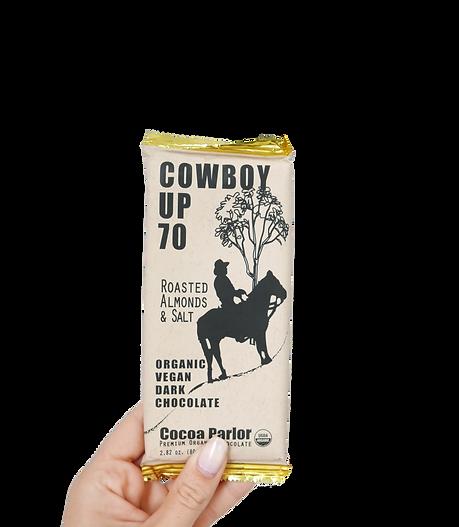 COWBOY UP 70%