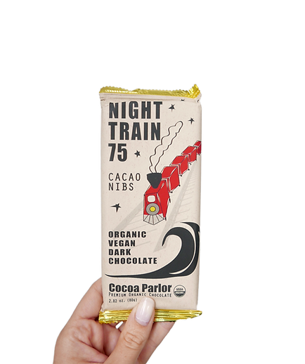 NIGHT TRAIN 75%