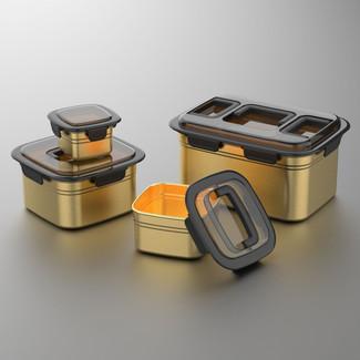 HANCOOKS Airtight Container