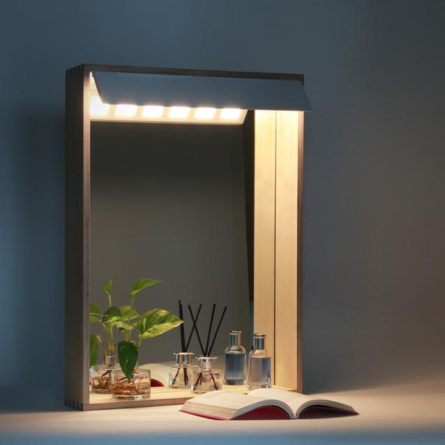 OLED Mirror Lamp