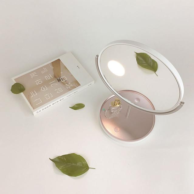 OLED Mirror Rosegold