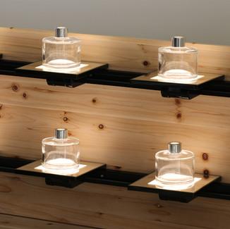 OLED Rail Lamp