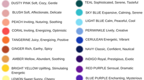 How to Choose the Perfect Color