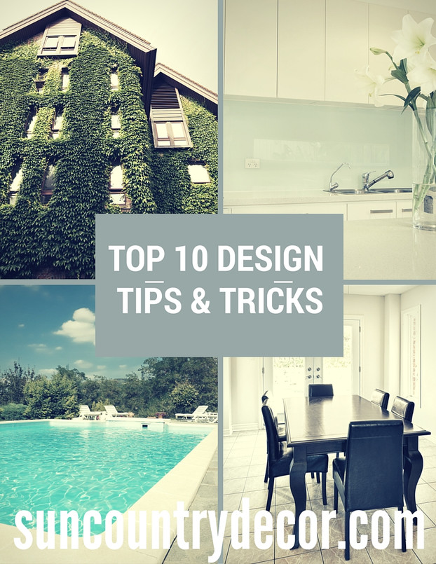 Our Top 10 Design Tips & Tricks