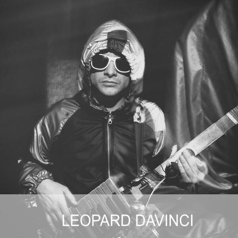 LEOPARD DaVINCI - Dj Set