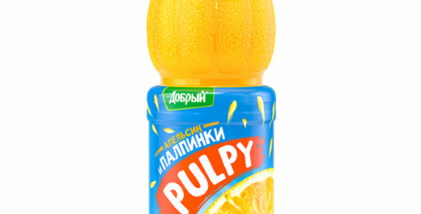 Нектар Pulpy (0,45л)