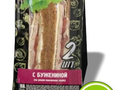 Сендвич с бужениной