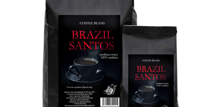 Brazil santos (250гр.)