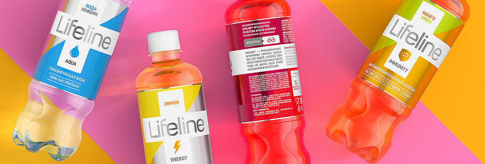 Напиток LIFELINE (0.5л)