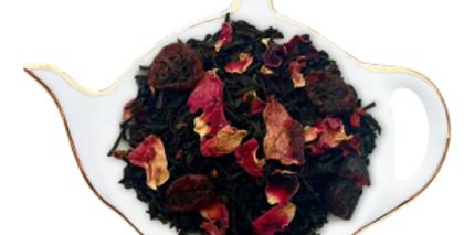 Черный чай с Вишней (Baron&Barin) 100гр.