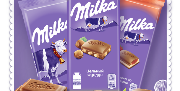 MILKA (90гр)