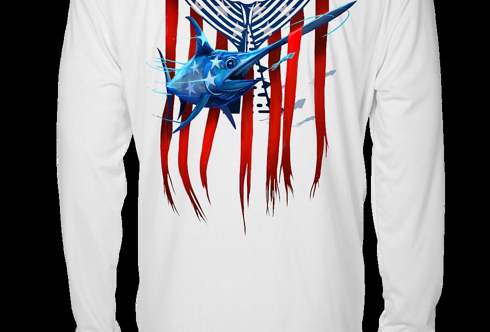 Patriot Series - Performance Long Sleeve (Swordfish)