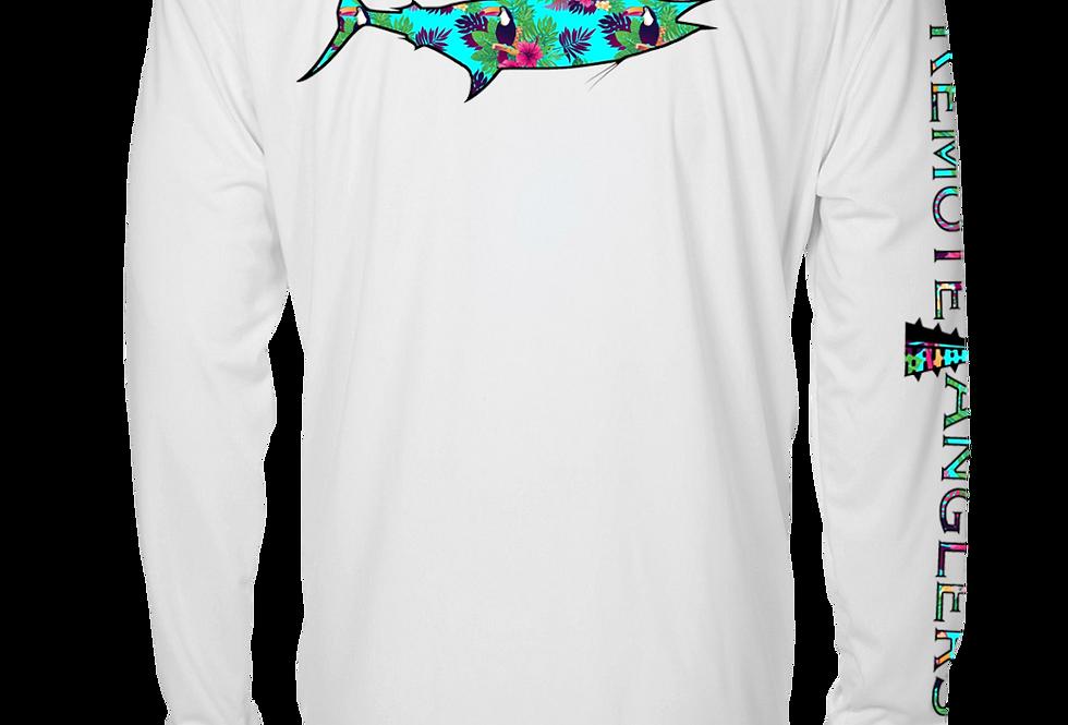 Tropics Series - Performance Long Sleeve (Marlin)