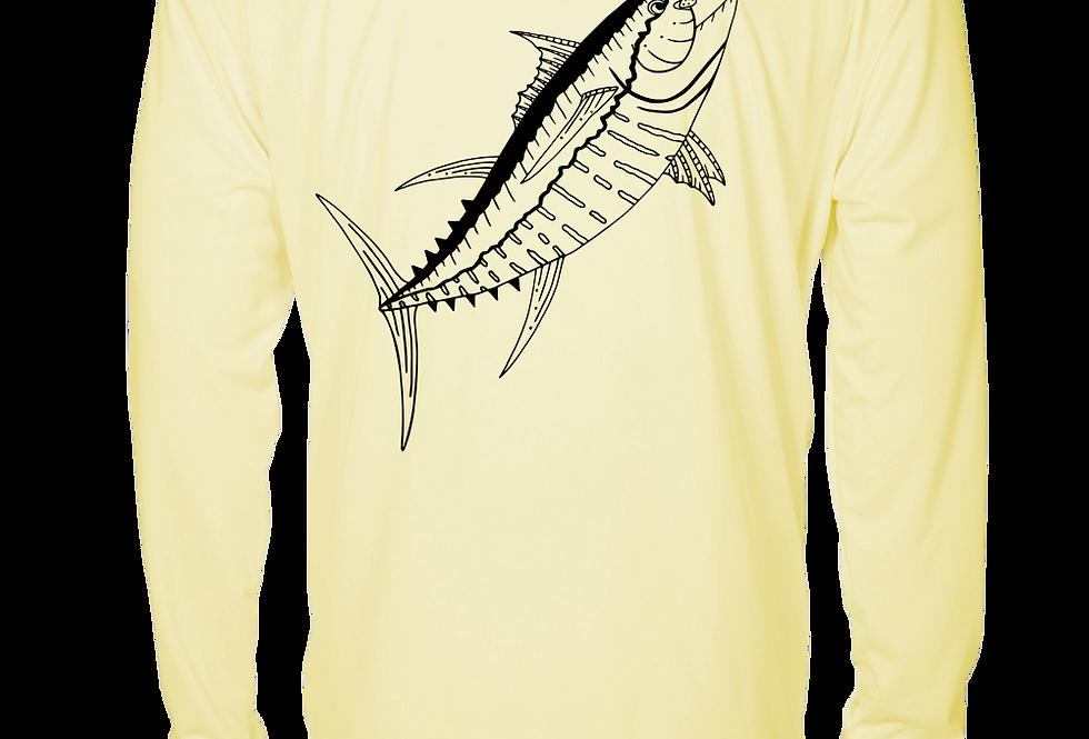 Classic Series - Performance Long Sleeve (Yellowfin)