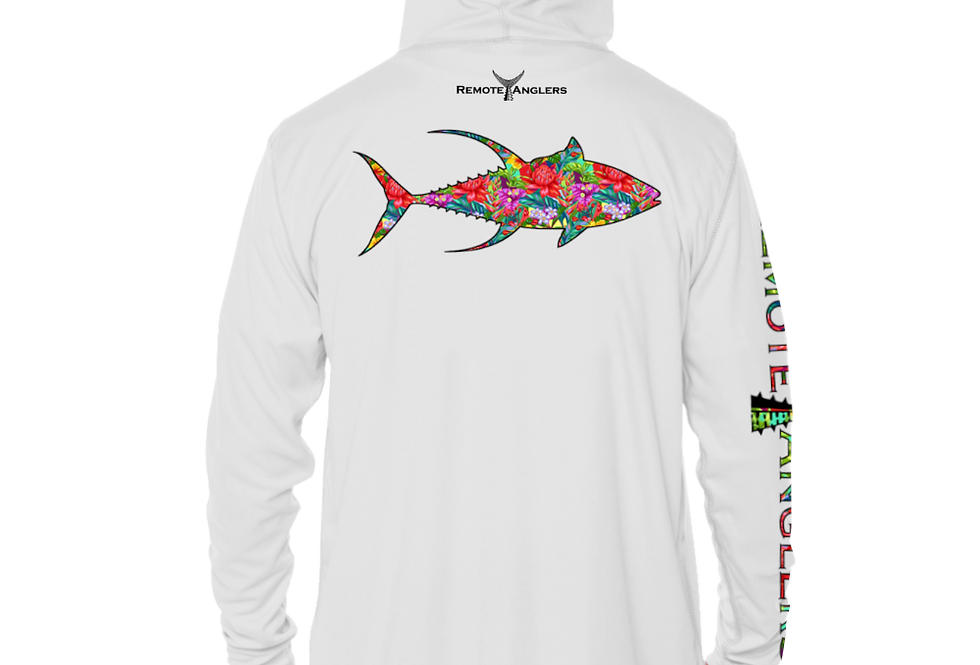 Tropics Series - Performance Solar Hoodie (Tuna)