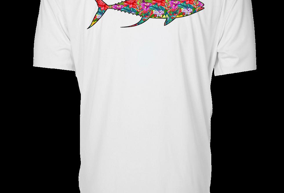 Tropics Series - Performance Short Sleeve (Tuna)