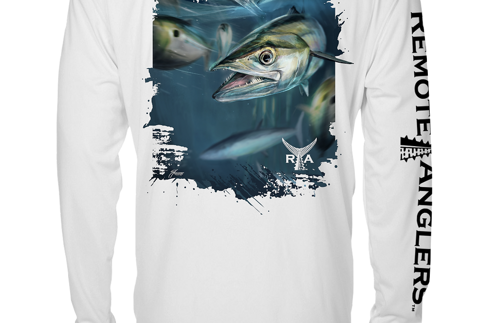 Artist Series - Performance Long Sleeve (Kingfish)