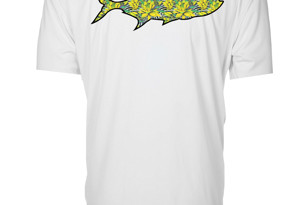 Tropics Series - Performance Short Sleeve (Tarpon)