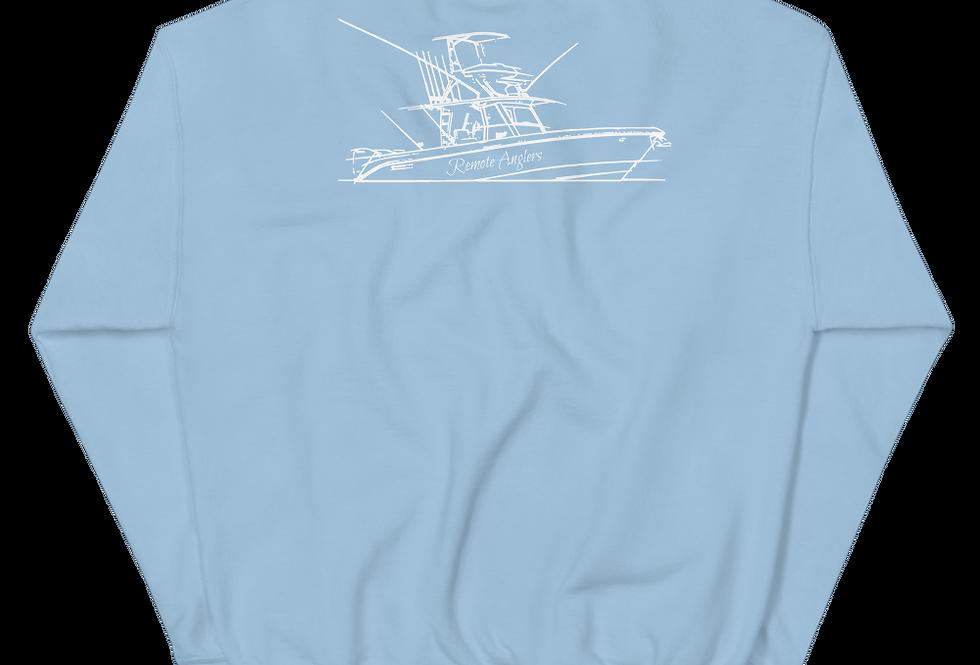 Crew Fleece (Center Console)