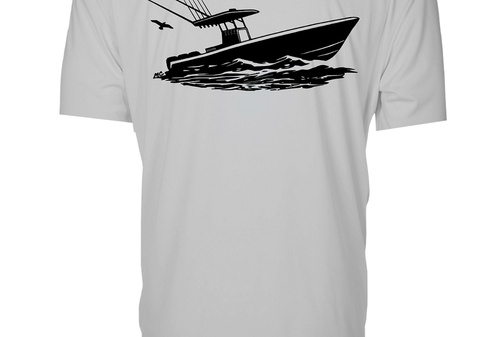 Classic Series - Performance Short Sleeve (Center Console)