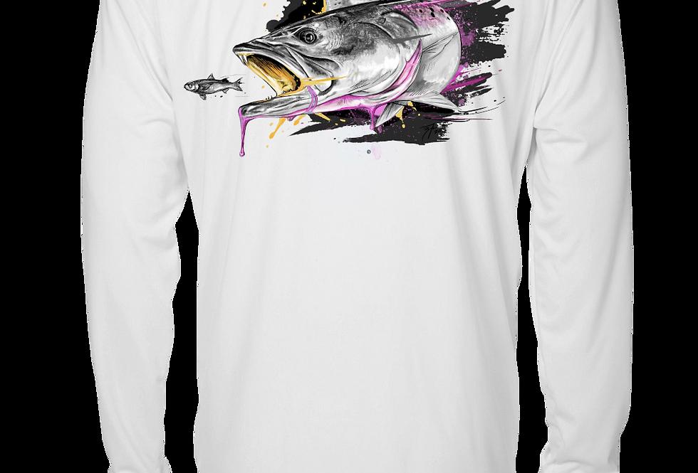 Drip Series - Performance Long Sleeve (Weakfish)