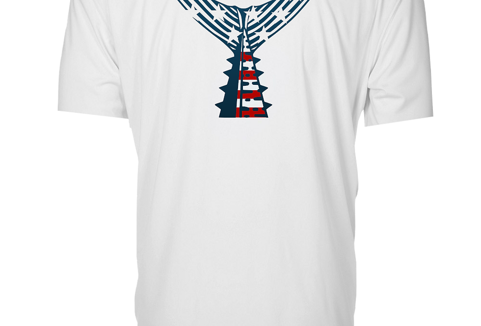 Patriot Series - Performance Short Sleeve (American Tail)