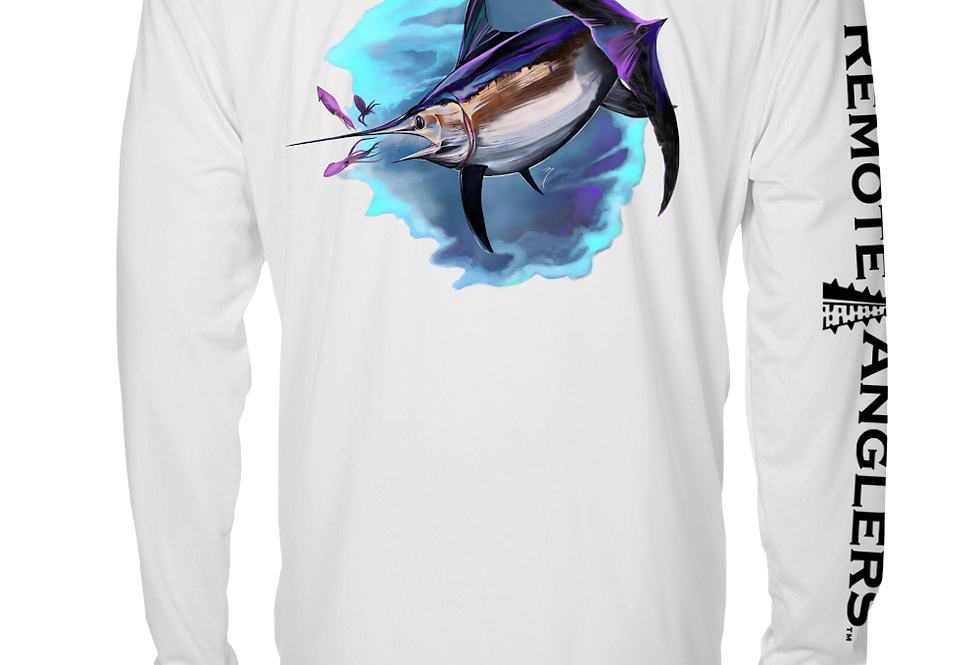 Artist Series - Performance Long Sleeve (Swordfish)