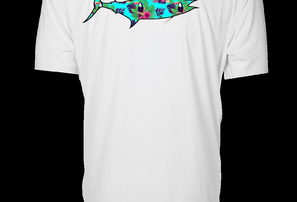 Tropics Series - Performance Short Sleeve (Marlin)