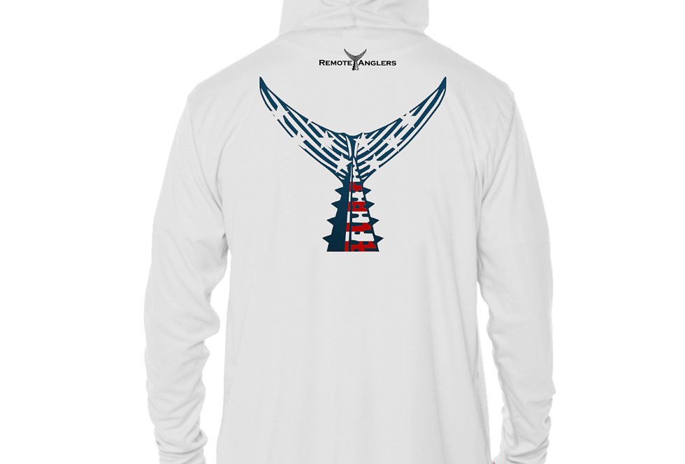 Patriot Series - Performance Solar Hoodie (American Tail)