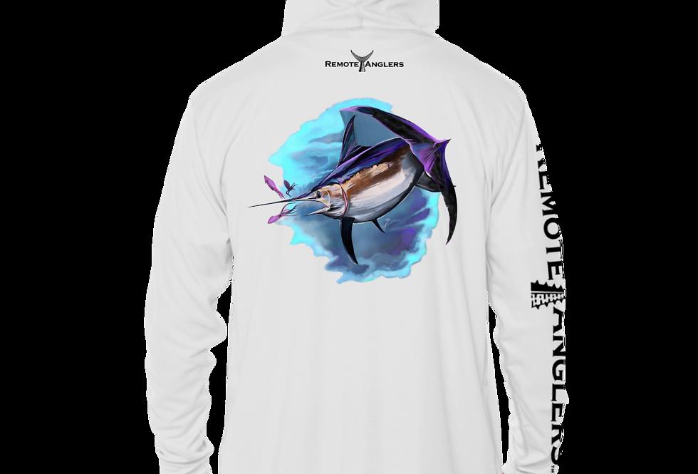 Artist Series - Performance Solar Hoodie (Swordfish)