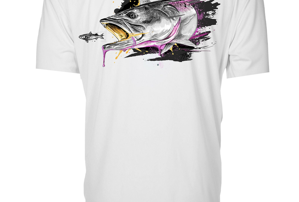 Drip Series - Performance Short Sleeve (Weakfish)