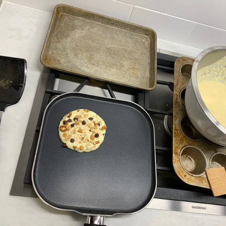 Bake Club: Compost Pancakes