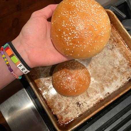 Bake Club Buns