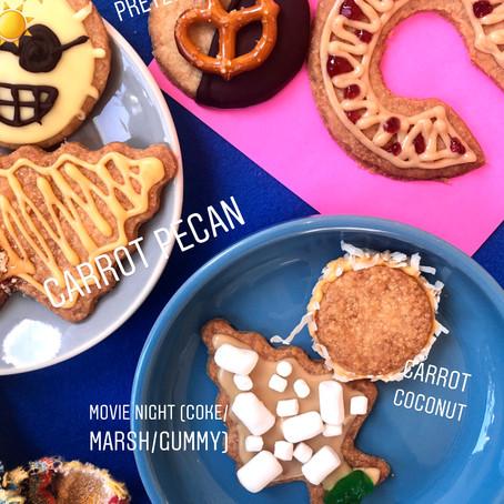 Bake Club: 4 ingredient sugar cookies