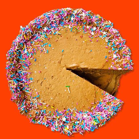 Lani Halliday's Miso Chocolate Chip Cookie Cake