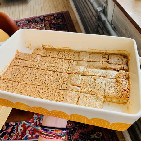 Bake Club Graham Cracker Toffee
