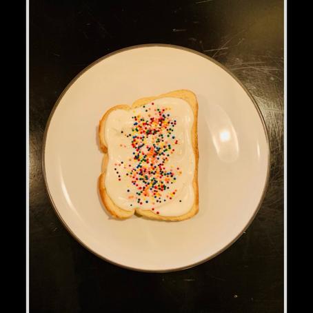 Bake Club Bday Toast