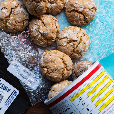 Bake Club Oatmeal Cookies