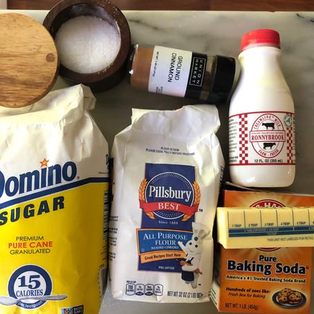 Bake Club: Cinnamon Toast Crunch