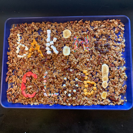 Baking Club Granola