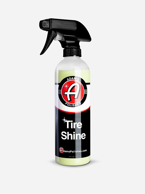 Adam's Polishes Tire Shine