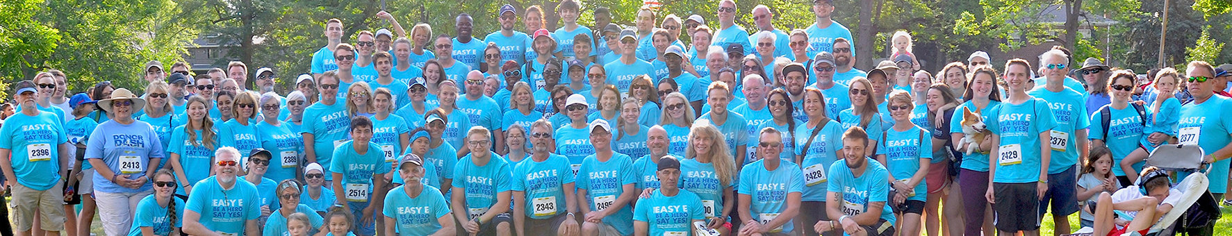 Team Easy E Donor Dash