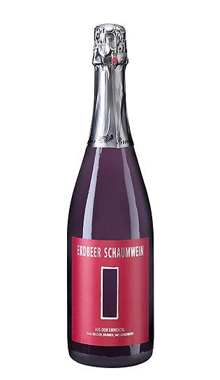 Erdbeer-Schaumwein 6x75cl.