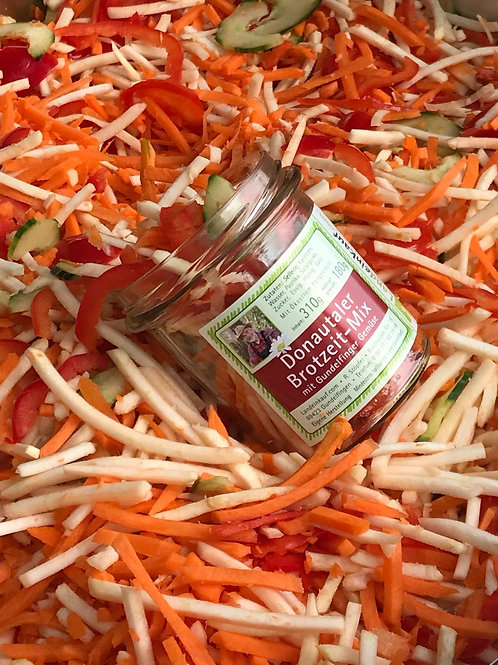 Donautaler Brotzeit-Mix - eingemachtes Gemüse