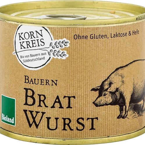 Bioland Bauern Bratwurst - 190 g.