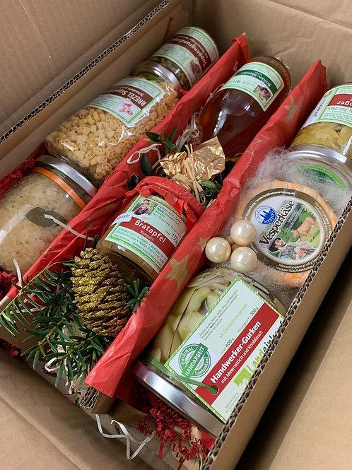 Geschenkpaket: winterlicher Abendgenuss