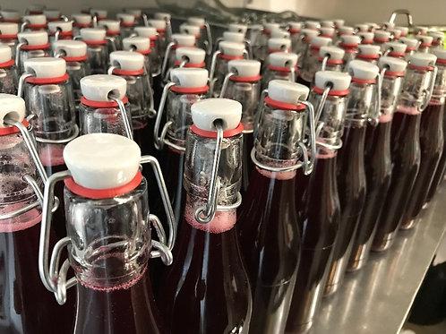 Dillinger Landkreis Getränk Sirup 0,33 l - von d. Schwäbischen Weinweichsel