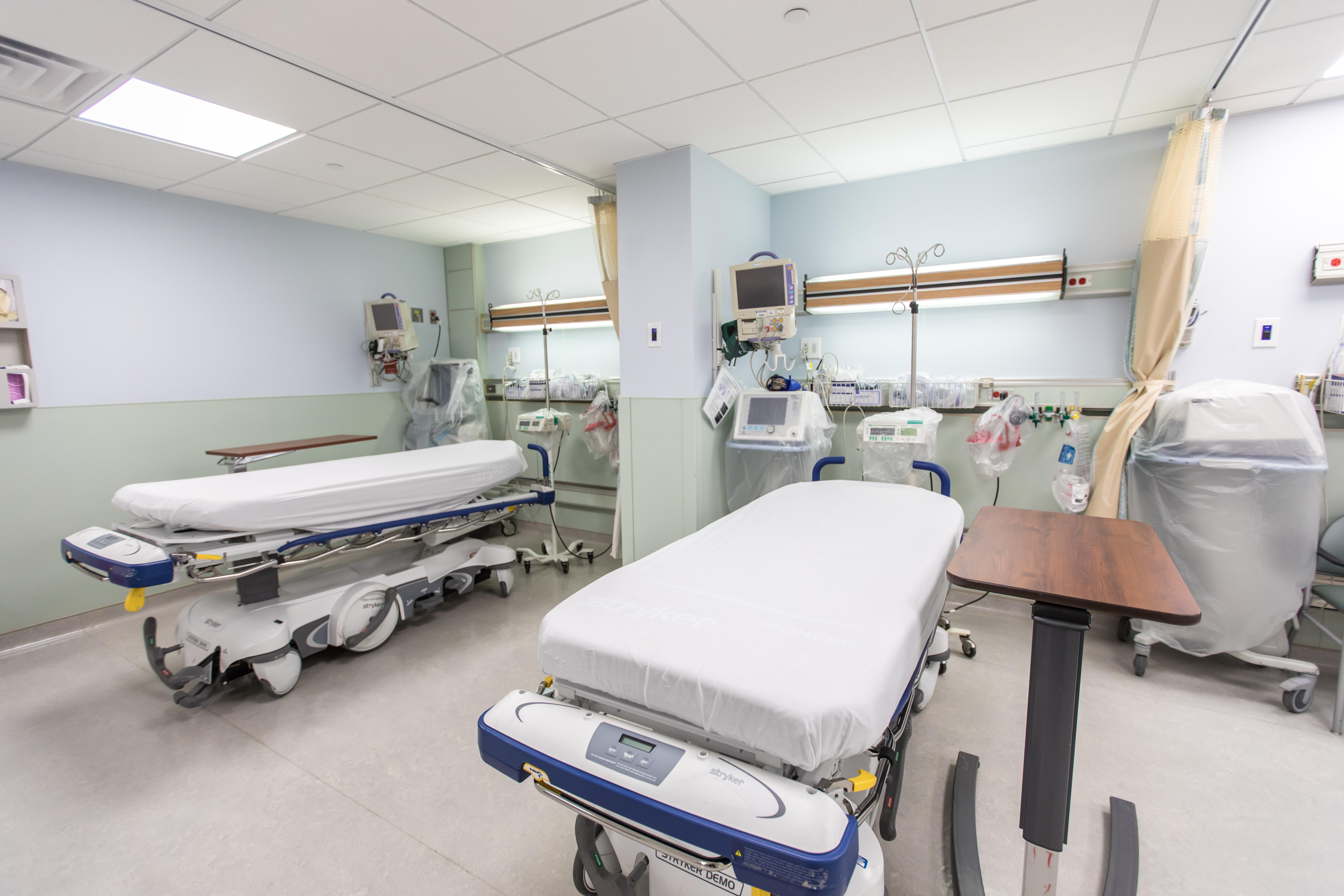 Client - East Orange Hospital