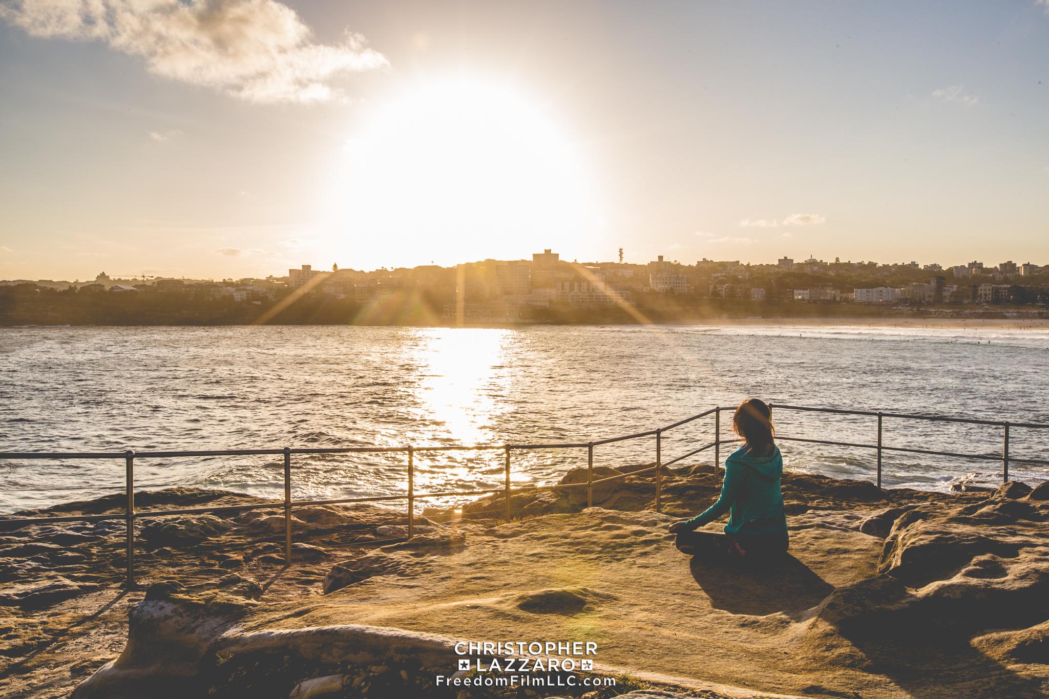 Sydney Australia - Bondi Beach
