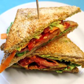 Tanja's Survivor Sandwich